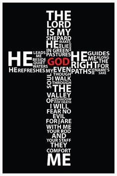 cross typography design Psalms 23 1 The LORD is my shepherd, I lack nothing. 2 He makes me lie down in green pastures, he leads me beside quiet waters, . Cross Wallpaper, Jesus Wallpaper, Catholic Wallpaper, Galaxy Wallpaper, Bible Quotes, Bible Verses, Bible Psalms, Christian Iphone Wallpaper, Lord Is My Shepherd
