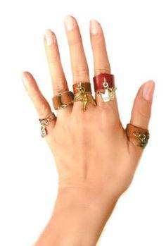 rings papemelroti Gold Rings, Random, Collection, Jewelry, Jewlery, Jewerly, Schmuck, Jewels, Jewelery