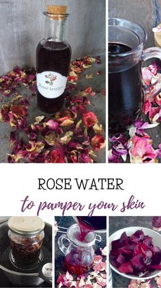 Thanks to its versatility,  benefits and its fragrance rose water is suitable for the production of creams, bath bombs, soaps, hair perfumes, toners, and many other very effective products which recipes are also included. #herbalism, #herbalhealth, #naturalremedies, #skincareremedies, #herbaldiy, #rosewater Skin Care Remedies, Herbal Remedies, Natural Remedies, Health Remedies, Natural Beauty Tips, Natural Skin Care, Natural Health, Uses For Rose Water, Herbs For Health