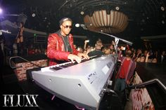 Jeremih Performing Live at FLUXX San Diego