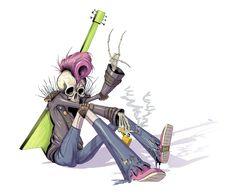 punk is dead...