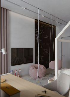 TWO STOREY APARTMENT 2 Bedroom Suites, Bedroom Red, White Bedroom Furniture, Girls Bedroom, Bedroom Decor, Bedrooms, Kids Room Design, Interior Design Living Room, Sister Room