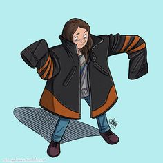 Little Laura with the big classic Logan jacket! Just a random sketch I did during some spare time, I hope you like it! I& like to draw more complex things and& more fanart for this movie, but w. All New Wolverine, Wolverine Art, Logan Wolverine, Marvel Fan Art, Marvel Dc Comics, Logan Laura, Superfamily Avengers, Old Man Logan, Fanart