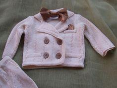 vestito  doppio petto bimbo, by maglieria magica, 75,30€ su misshobby.com