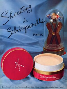 Schiaparelli, 1956 - Shocking