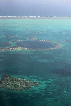 Ambergris Caye, Belize: From Tropic Air private Charter Belize Great Blue Hole