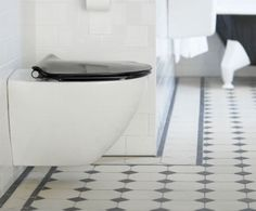 IFÖ meets Victorian tiles