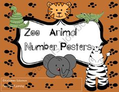 Number posters 1-20  from Fun and Learning on TeachersNotebook.com -  (22 pages)  - This is a set of number posters for 1-20 each poster includes : quantity, ten frames ,and tallying.
