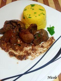 Foie Gras, Dan, Beef, Chicken, Food, Meat, Essen, Meals, Yemek