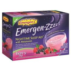 Let #EmergenZzzz help you fall asleep naturally! Click here for a $1.00 off #FreeSample http://h5.sml360.com/-/199im I received a sample for review through Smiley360.com for free.