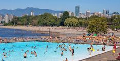Summer is officially here, so you might want to think about taking a swim. Here's a complete guide to Vancouver's beaches and outdoor pools.