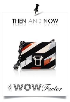 """Then and Now 