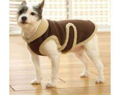 DOG COAT Pattern XS Small Med Lrg X-large by DesignRewindFashions