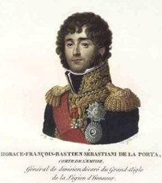 Sebastiani  (Image: By Philippe-Joseph Tassaert (1732-1803) [Public domain], via Wikimedia Commons)