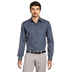 Versace 19.69 Abbigliamento Sportivo Srl Milano Italia Mens Fit Modern Classic Shirt 377 ART. 02