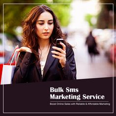 Generate instant leads through our most effective 📱Bulk Sms Marketing services with
