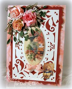 Dar's Crafty Creations: Dies R Us Inspiration Time