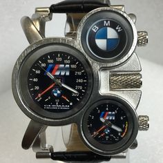 For Sale: Watch BMW Speedometer LOGO SS for $125