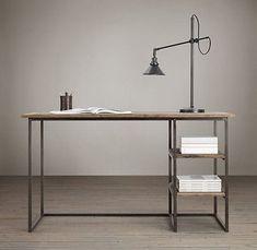 Mueble de hierro y madera. Medidas especiales www.fustaiferro.com #interiorismo #diseño #decor