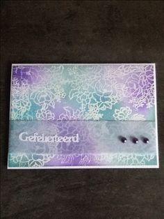 Stempelkaart  eigen / creaties