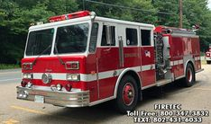 Firetec Has a Fire Truck for Your Fire Department. Used Fire Engines for any budget. Large Variety of Used Fire Apparatus & Used Pumpers For Sale. Fire Trucks For Sale, Poly Tanks, Used Engines, Fire Apparatus, Fire Engine, Fire Department, Pumping, Ranger, Engineering