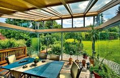 Gardenplaza - Mit vorausschauender Planung zum individuell geeigneten Glashaustraum