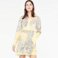 SS17-spring-summer-2017-fashion-blog-bogger-blogueuse-belge-trends-wallflower-flower-power-sandro-paris-french-brand-dress-robe-jaune-yellow-print-silk-soie-eytan