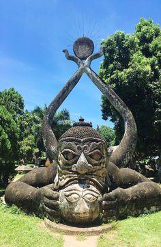 Buddha Park – Vientiane, Laos