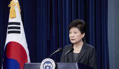 박근혜 대통령 직무 '잘하고 있다' 5%… 역대 대통령 최저치 기록 #박근혜, #한국갤럽