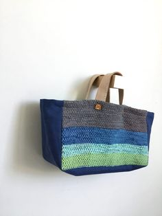 Handmade Handbags, Sewing Accessories, Weaving, Reusable Tote Bags, Crafts, Pocket Wallet, Dressmaking, Backpack, Objects