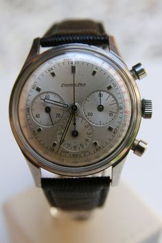 Vintage Excelsior Park mens wrist watch 40s in mint condition.