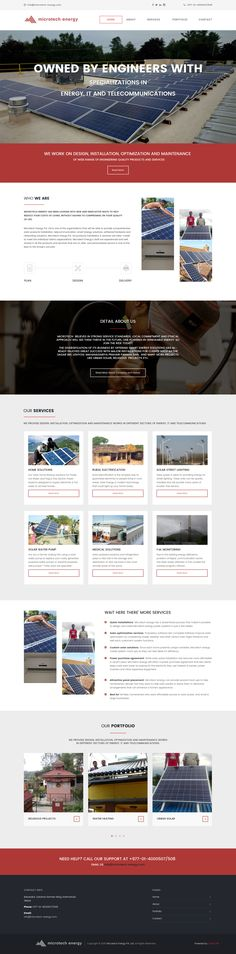 An ambitious website brand for a leading engineering firm Microtech Energy. Microtech Energy needed a more modern, professional, and user-friendly website. Coral Cliff gathered opinion and collaborated closely with Microtech Energy team. We create and delivered a content managed website that met and exceeded their every expectation.