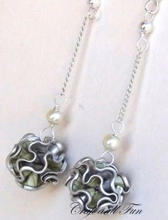 Bijoux : Tuto recyclage boucles d'oreilles avec capsule nespresso
