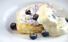 Cake Recipes, Dessert Recipes, Desserts, Pancakes, Good Food, Yummy Food, Swedish Recipes, Food Cakes, Something Sweet