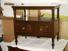 Willett Furniture Cherry Marblehead Hutch Willett