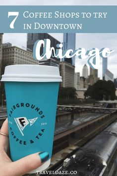 Downtown Chicago Coffee Shops: Add these awesome coffee shops in downtown Chicago to your itinerary! : Downtown Chicago Coffee Shops: Add these awesome coffee shops in downtown Chicago to your itinerary! Chicago Travel, Travel Usa, Travel Tips, Travel Destinations, Chicago Coffee Shops, Coffee Around The World, Coffee Guide, Best Coffee Shop, Coffee Shop Design