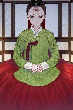 승은궁녀스캔들-로맨스(완결) : 네이버 블로그 Korean Flag, Korean Art, Cute Korean, Asian Art, Korean Traditional, Traditional Outfits, Cinderella Original, Landscape Pencil Drawings, Korean Illustration
