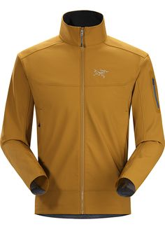 Epsilon LT Jacket Men's Moderate warmth mid layer jacket with good air permeability and the durable woven face of a softshell. Epsilon Series: Abrasion resistant mid layer fleece   LT: Lightweight.