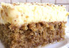 Greek Sweets, Greek Desserts, Greek Recipes, Greek Rice, Cookie Frosting, No Bake Cake, Banana Bread, Cupcake Cakes, Food And Drink