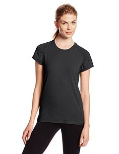 Tasc Performance Zest Short Sleeve Fitness Running Tee Shirt Black XLarge -- Want to know more, click on the affiliate link Amazon.com.