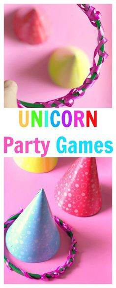 Unicorn Party Games