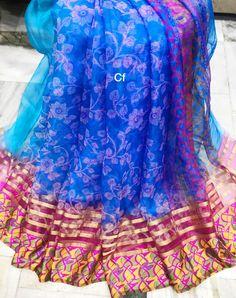 CityFashions is the one stop to Buy or Customise sarees,blouse,Designery Blouses,one gram gold,kids lehangas for more details whatsapp on 9703713779 Sambalpuri Saree, Lace Saree, Organza Saree, Pure Georgette Sarees, Silk Saree Kanchipuram, Soft Silk Sarees, Baby Lehenga, Shiffon Saree, Shibori Sarees