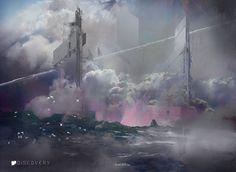 Reactor 20, Titus Lunter on ArtStation at https://www.artstation.com/artwork/n0YO