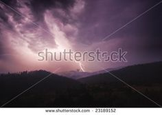 Thunderstorms, British Columbia, Ranch, Beast, Logo Design, Mountains, Google, Lightning Storms, Guest Ranch