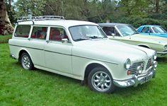 1969 Volvo 221 Estate 1778cc 4-cylinder OHV engine