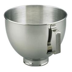 KitchenAid 45qt Durable Stainless Steel Bowl ** Find out more about the great product at the image link.(This is an Amazon affiliate link and I receive a commission for the sales)