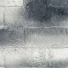 kbculture: Wall or Window? Glass Brick, Brick Texture, Kitchen And Bath Design, Brick Wall, House Colors, Restoration, Windows, Lights, Wall Art
