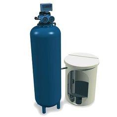 Descalcificador Bi-Block | Waterluxe