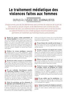 Dans sa Déclaration pour l'Élimination de toutes les formes de discriminations à l'égard des femmes, l'Assemblée générale des Nations Unies définit la violence à l'égard des femmes comme « t…