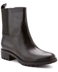 "Cole Haan ""Ellison"" Waterproof Leather Ankle Boot is on Rue. Shop it now."